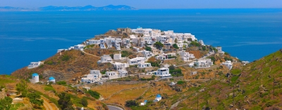 SIFNOS ISLAND -HOTEL & FERRY PACKAGES